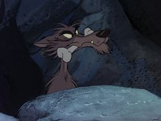 *THE WOLF ~ The Sword in the Stone, 1963