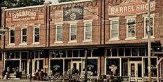 At Home TN » Jack Daniel's in Lynchburg