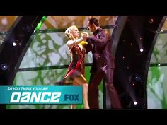 Tanisha & All-Star Ryan: Top 10 Perform | SO YOU THINK YOU CAN DANCE | F...