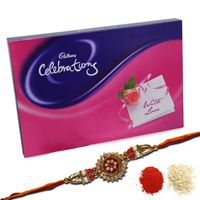 Rakhi With Cadbury delivery In Varanasi