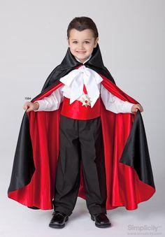 Childs' Vampire Costume