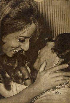 Fairuz and Um Khaltoum
