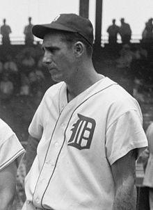 Detroit Tigers Hall of Famer Hank Greenberg