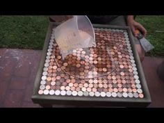 DIY Penny Projects That Remind Us to Keep the Change