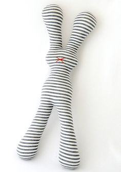 Funny Bunny by kitsdiezijn on Etsy, $18.48