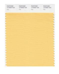 PANTONE SMART 13-0815X Color Swatch Card, Banana Crepe - Amazon.com