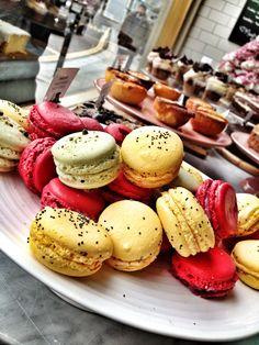 Happy macaroons | Muriel's Kitchen, South Kensington, London