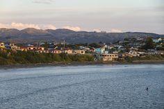 Titahi Bay beach at sunset | © Elyse Childs Photography