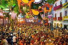 Programação pré-carnavalesca, desta quarta-feira, no Recife Antigo