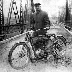 1909 Harley Davidson