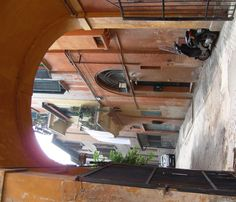 Patina, porticos and pasta (must be Bologna)!