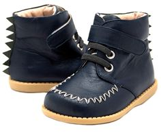 Rex Navy-Fall - just got these super cute boots for my son at livieandluca.com during their virtual sample sale, i love their shoes $25.50