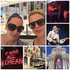 Eine unvergessliche Reise nach Lissabon zum NOS Alive Festival u. a. mit Arcade Fire