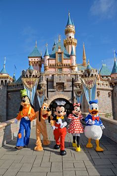 Special tips you should know when visiting Disneyland and California Adventure in a day