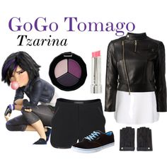 GoGo Tomago Outfit from Big Hero 6