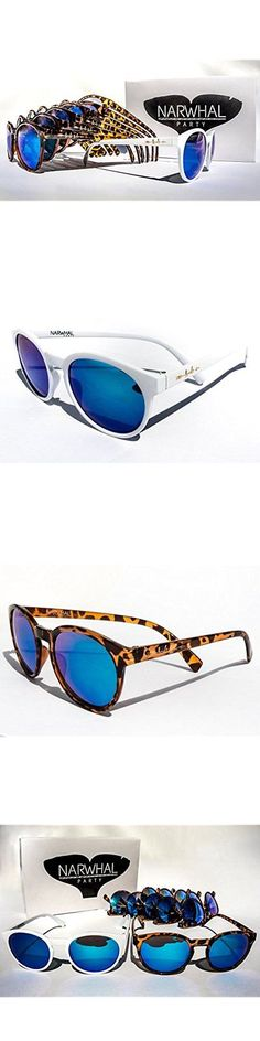 4c45d7dab Glasses 175646: Bride Tribe Sunglasses Narwhal Party 1 Pair Of White And 6  Pairs Shell