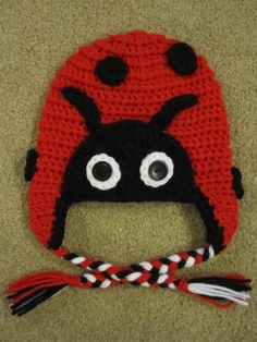 Ladybug inspiration. Love the lady bugs for the little lady!