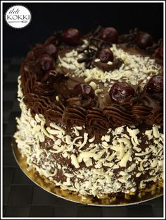 Hungarian Recipes, Cakes And More, Nutella, Oreo, Cookie Recipes, Appetizers, Food And Drink, Birthday Cake, Ice Cream