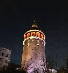 #galatatower #istanbul  💫