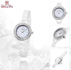 100 Authentic Valentinorudy Wtbr Watch Made in Korea for sale online Korea, Watches, Best Deals, Silver, How To Make, Ebay, Accessories, Wrist Watches, Tag Watches