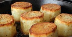 Sæt kartofler i stegepanden og byd på et måltid der får gæsterne til at skrige på mere
