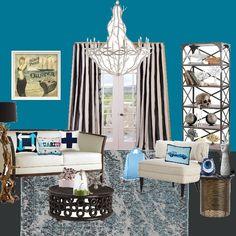 Interior decorating ideas for family room. Mood Board Interiors ...