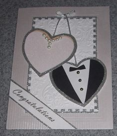 Congratulations by gabbygal - Cards and Paper Crafts at Splitcoaststampers