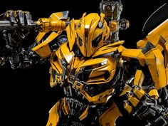 Bumblebee from Transformers 5