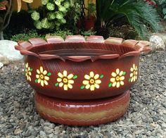 30 Impressive DIY Tire Planters Ideas for Your Garden To Amaze Everyone - Diy Garden Decor İdeas