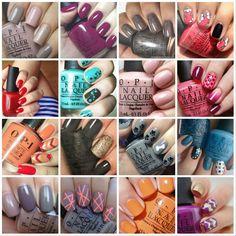 Este verano presume de manicura!! Os dejamos algunos diseños originales y divertidos de la mano de OPI!!Vive la cromoterapia con la laca de uñas más irresistible! ¿¿Te apuntas?? Consigue tu color favorito al mejor precio en tan sólo un click
