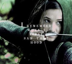 """Arrow - """"I remember when I first saw that hood. Shado was wearing it."""""""