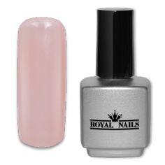 Royal Nails UV Gel Lack: Permanent Nagellack Matisse Blue 11 ml. Red Glitter, Purple Sparkle, French Gel, French Nails, Dark Nails, Red Nails, Vernis Gel Uv, Royal Nails, Uv Gel Nagellack