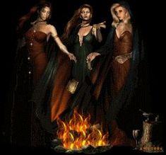 Magia da bruxa: INICIANTES EM MAGIA