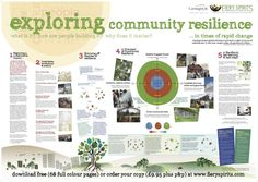 Exploring community resilience