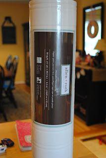 Naptime Decorator: Kitchen Makeover Part 3: Beadboard Wallpaper Backsplash