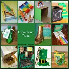 Leprechaun Traps | Munchkins and Mayhem