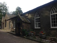 The school where Charlotte Bronte taught, Haworth, England. Photo from http://mareseosullivan.com/2015/09/21/visiting-haworth-the-home-of-the-brontes/