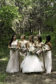 This beautiful Edmonton wedding is bursting at the seams with love and we have to thank Daphne Chen Photography for sharing it with us all. Bridesmaids, Bridesmaid Dresses, Wedding Dresses, Eve Of Milady, Inspirational Gifts, Chen, Father, Wedding Day, Flower Girl Dresses