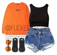• I FEEL LIKE PABLO • by fuckedchanel on Polyvore featuring polyvore fashion style clothing