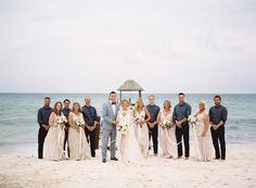 Brandon Kidd Photography Viceroy Riviera Maya Destination Wedding Playa Del Carmen Mexico