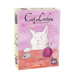 Alderac Entertainment Group (or AEG, to their friends) has several new releases they'll be bringing to store shelves this month. If you're a fan of cats, or smashing things together, or pirates, you'l Wood Cat, Board Game Geek, Ernest Hemingway, Buy A Cat, Marie Antoinette, Toy Store, Cat Lady, Card Games, Cats And Kittens