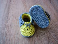 10 Free Baby Booties Crochet Patterns | Over the Moon and Sun                                                                                                                                                      More