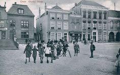 Grote Markt omstreeks 1920