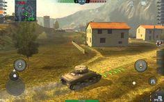 World of Tanks Blitz  - прохождение дилетанта №64
