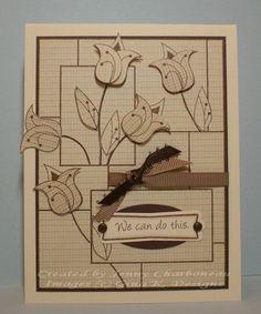 Monochromatic Mosaic - Stamps: Inspiration Mosaic, Bug Me Anytime ...