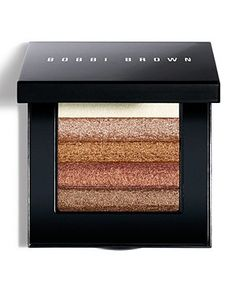 Bobbi Brown Shimmer Brick #bronze