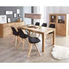 esstisch egense 90x190 wildeiche d nisches. Black Bedroom Furniture Sets. Home Design Ideas