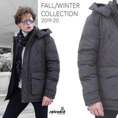 Splendid fashion ανδρικό μπουφάν κοντό Splendid ανδρικό μπουφάν κοντό με αποσπώμενη κουκούλα -Κλείσιμο με Φερμουάρ και πατιλέτα -Χρώματα: Χακί, Navy -Σύνθεση : 100% Πολυεστέρας -Σύνθεση φόδρας : 100% Πολυεστέρας -Συλλογή : Φθινόπωρο - Χειμώνας Winter Collection, Canada Goose Jackets, Winter Jackets, Social Media, Posts, Fashion, Winter Coats, Moda, Messages
