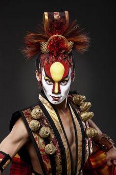 "-Cirque du  Soleil , ""Dralion"""