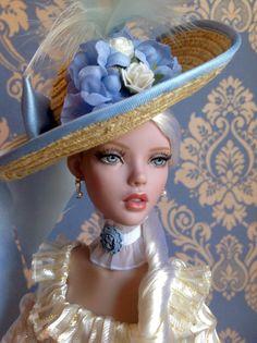 """Anne De Lèger - Countryside Visit  , Déjà Vu line . Vinile 16"""" ( Tonner dolls)"""